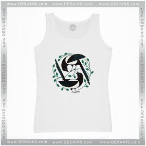 Cheap Graphic Tank Top The Joy of Spring Nature Tank Tops