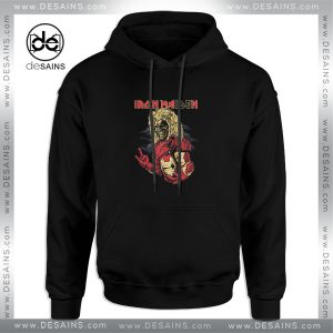 Cheap Hoodie Iron Maiden Metal Iron Man