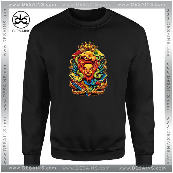 Cheap Sweatshirt Hogwarts Houses Harry Potter