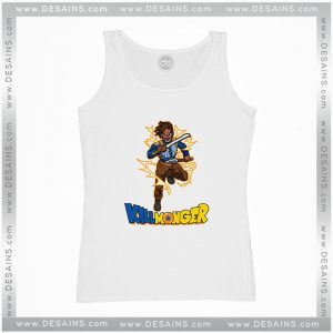 Cheap Tank Top Killmonger Vegeta Black Panther Dragon Ball