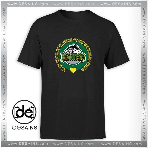 40ae8947 Cheap Tshirt Humboldt Broncos in Loving Memory Tee Shirt On Sale