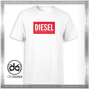 Diesel T-shirt Apparel Diesel For Succesfull Living Tee Shirt Size S-3XL