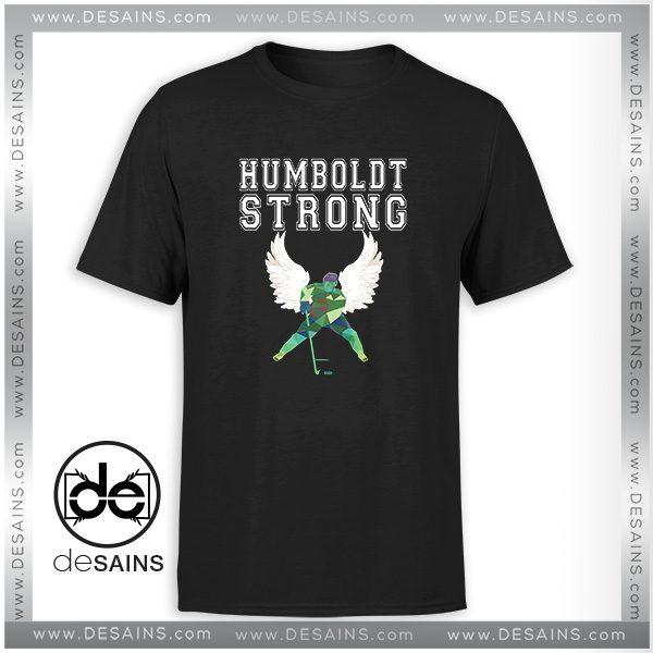 T-Shirt Humboldt Strong Pray Humboldt Broncos Saskatchewan Tee Shirt Size S-3XL