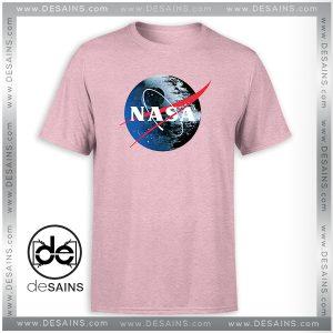 T-shirt Nasa Logo Nasa Merchandise Tee Shirt Size S-3XL