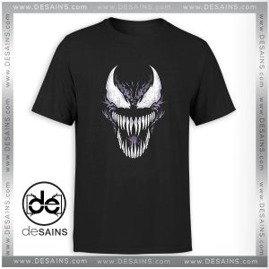 Tee Shirt Venom Spiderman Venom Movie Poster Tee Shirt Size S-3XL