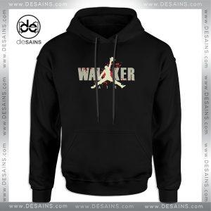 Cheap Graphic Hoodie Air Walker The Walking Dead