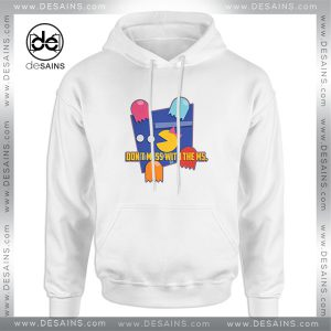 Cheap Graphic Hoodie Dont mess with the Ms Pacman