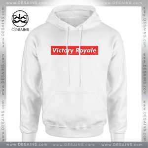 Cheap Graphic Hoodie Fortnite Battle Royale Victory Royale Supreme