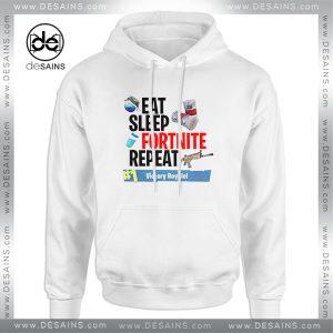 Cheap Graphic Hoodie Fortnite Eat Sleep Fortnite Repeat