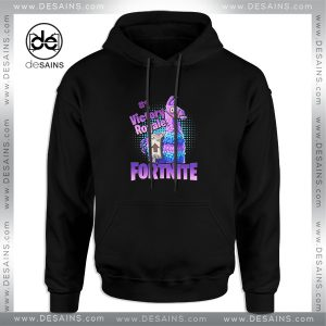 Cheap Graphic Hoodie Fortnite Game Victory Royale Size S-3XL Unisex