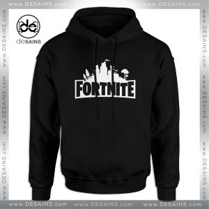Cheap Graphic Hoodie Fortnite Survival Game Logo