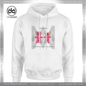 Cheap Graphic Hoodie Friends Marshmello Single