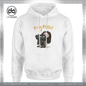 Cheap Graphic Hoodie Harry Potter Its So Fluffy Size S-3XL