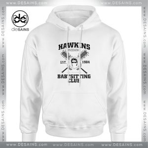 Cheap Graphic Hoodie Hawkins Babysitting Club Inspired by Stranger Things