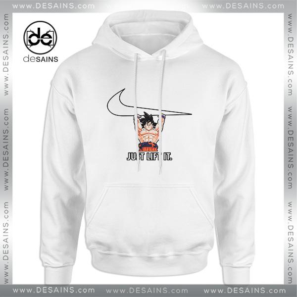 Escrutinio Empírico acento  Cheap Graphic Hoodie Just Lift It Goku Dragon Ball