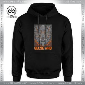 Cheap Graphic Hoodie Monster Hunter Bazelgeuse Geuse Who
