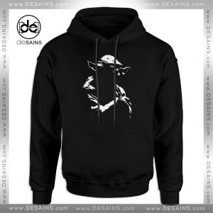 Cheap Graphic Hoodie Star Wars Master Yoda Clothes