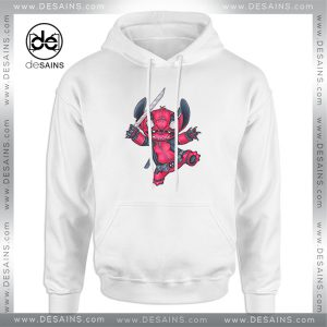 Cheap Graphic Hoodie Stitch Deadpool StitchPool Movie