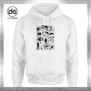 Cheap Graphic Hoodie Supernatural Items Supernatural Stuff