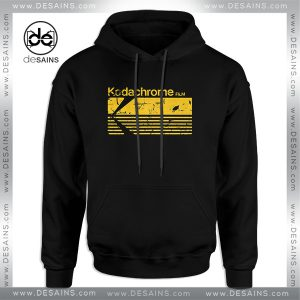 Cheap Graphic Hoodie Vintage Photography Kodak Kodachrome