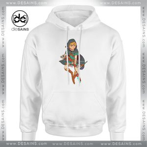 Cheap Graphic Hoodie Zelda Breath Of The Wild Size S-3XL