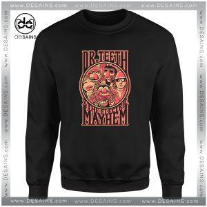 Cheap Graphic Sweatshirt Dr Teeth and The Electric Mayhem