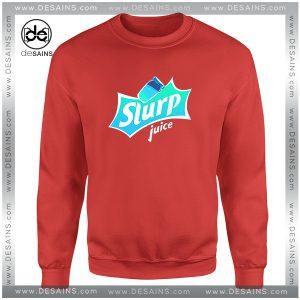 Cheap Graphic Sweatshirt Fortnite Battle Royale Slurp Juice Size S-3XL