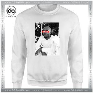Cheap Graphic Sweatshirt Frank Ocean Blonde Poster Supreme