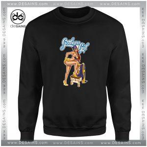 Cheap Graphic Sweatshirt Gotham Gal Sexy Popular DC Comic Character