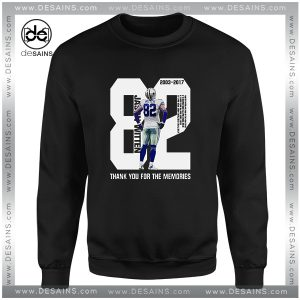 Cheap Graphic Sweatshirt Jason Witten thank you for the memories