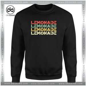 46a3648a Cheap Graphic Sweatshirt Lemonade Beyonce Custom Merchandise