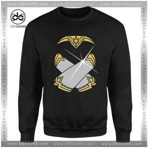 Cheap Graphic Sweatshirt Power Bracelets Wonder Woman