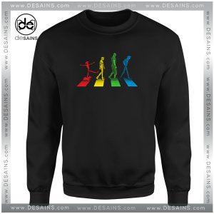 Cheap Graphic Sweatshirt Stray Dog Strut Cowboy Bebop