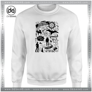 Cheap Graphic Sweatshirt Supernatural Items Supernatural Stuff