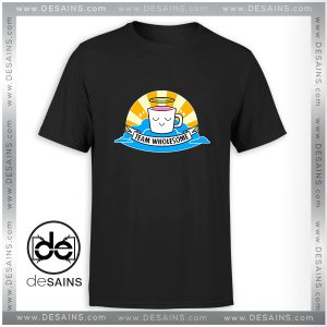 Cheap Tee Shirt Team Wholesome Drawfee fan base Tshirt Size S-3XL
