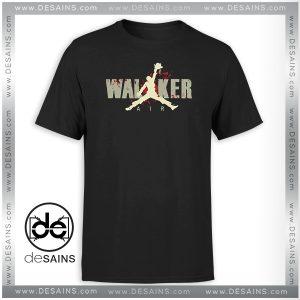 Tee Shirt Air Walker The Walking Dead Tshirt Size S-3XL