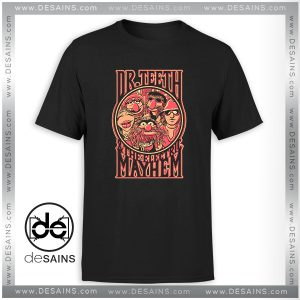 Tee Shirt Dr Teeth and The Electric Mayhem Tee Shirt Size S-3XL