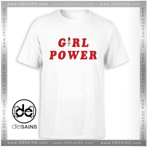 Tee Shirt Girl Power Shirt Tee Shirt Size S-3XL