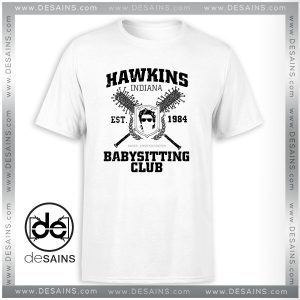 Tee Shirt Hawkins Babysitting Club Inspired by Stranger Things Tee Shirt Size S-3XL
