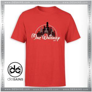 Tee Shirt Malt Whiskey not Walt Disney Tee Shirt Size S-3XL