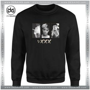 Cheap Crewneck Sweatshirt XXXtentacion Jahseh Dwayne Ricardo Onfroy