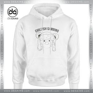 Cheap Graphic Hoodie Childish Gambino Teddy Bear