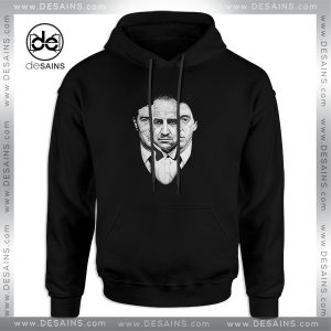 Cheap Graphic Hoodie The Godfather Movie Retro Poster S-3XL
