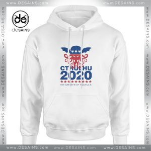 Cheap Graphic Hoodie Vote Cthulhu 2020 Call of Cthulhu