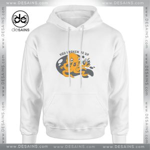 Cheap Graphic Hoodie You Kraken Me Up Hoodies Custom Size S-3XL