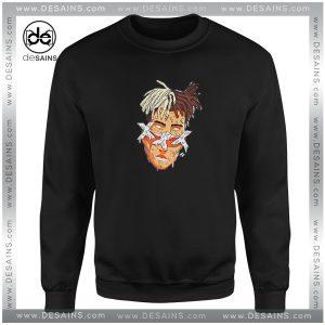 Cheap Graphic Sweatshirt XXXtentacion Dead Slide Crewneck Size S-3XL