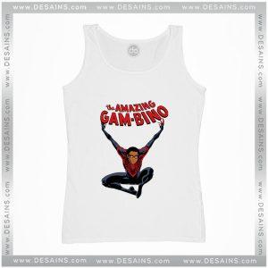 Cheap Graphic Tank Top Amazing Spider Man Childish Gambino