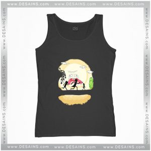 Cheap Graphic Tank Top Rick Morty Mr Poopy Hakuna Matata Size S-3XL
