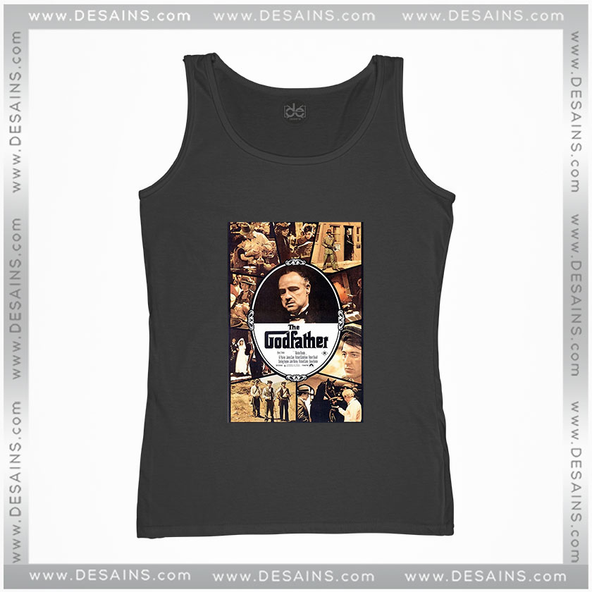 3275f3c64eec3 Cheap-Graphic-Tank-Top-The-Godfather-Movie-Poster-Vintage-Size-S-3XL.jpg