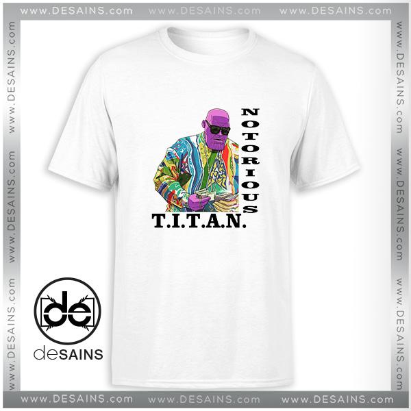 5864ddcaf Cheap-Graphic-Tee-Shirt-Titan-Notorious-Thanos-Avengers-Size-S-3XL.jpg